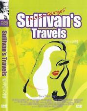 Sullivan's Travels (1941) Joel McCrea / Veronics Lake  DVD NEW *FAST SHIPPING**