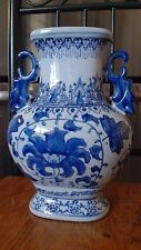 "ANTIQUE Chinese PORCELAIN 11"" VASE - Planter - Cachepot - Jardiniere - JAR URN"