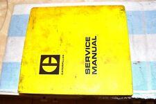 Caterpillar 992 Wheel Loader 25K1170-UP Service Manual REG01559