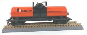Vintage Hooker Chemicals and Plastics HO  Train Tanker Collectors Man Cave Gift