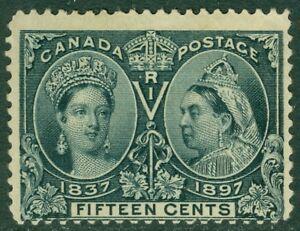 EDW1949SELL : CANADA Scott #58 Mint, full Original Gum. Nice color. Catalog