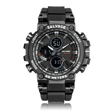 Salvage Supply Company Boomstick Shock Tactical Military Big Mens Watch Gshock G