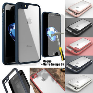 Custodia Cover Paraurti Protezione IPHONE 8/Plus / 7/6 / Se / XR / X / S / Max +