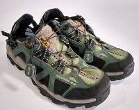 Salomon Contagrip YS8 643001 Water Hiking Trail Shoes Womens Size 8