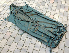 British Army Issue 58 Pattern Jungle Sleeping Bag Liner Green Medium