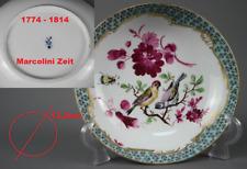 Meissen Vogel Vögeln Pralin Schale Schälchen 1774-1814 Jhd echte Rarität Nr.5