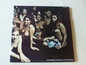 Electric Ladyland (1972) Jimi Hendrix Experience (2679 029) 2LP Gat RE NL