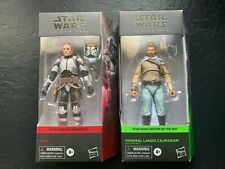 Star Wars Black Series 6 inch Lot - Tech and General Lando NEW ready to Ship