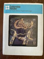 Chicago 13 Self-Titled 8-Track Tape New/old Stock SEALED! Columbia House