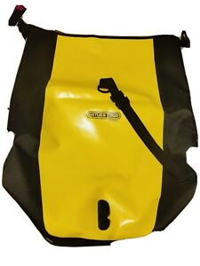 Ortlieb Classic SINGLE Yellow Pannier Free Recorded Postage