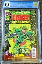 Green Lantern #v3 #50 CGC 9.8 1st App of Kyle Rayner as Green Lantern
