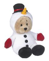 GANZ WEE BEARS: SNOWMAN