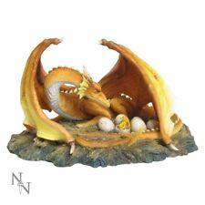 NEMESIS NOW NEM4151 THE BROOD DRAGON FANTASY STATUE GOTHIC BABY DRAGONS EGGS