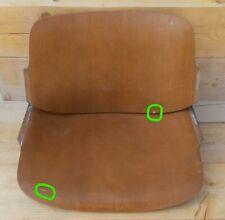 Castelli DSC 106 vintage chaise fond et dossier bois