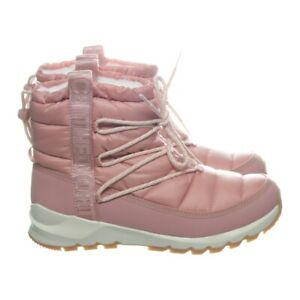 The North Face, Schnürstiefel, Größe: 41, Thermoball Lace Up, Pink