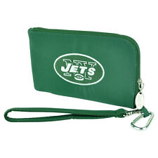 NFL New York Jets Clip On ID Wallet Wristlet Phone Case Ladies Womens Football
