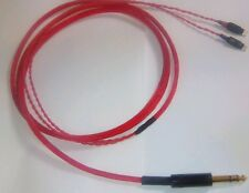 Sennheiser hd 600/HD 650/HD 580 etc pur ofc audiophile cable