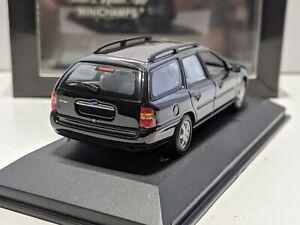 Ford Mondeo Turnier Estate Mk2 Black 1/43 MINICHAMPS Rare