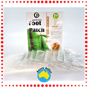 Don't be fooled by cheap imitations get the best quality detox foot pads 10 PACK