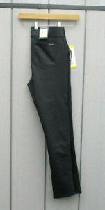 "Ladies DKNY Jeans Grey Diamond Stretch Leggings / Trousers Small 30"" Waist BNWTs"