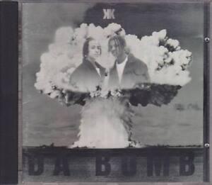 KRIS KROSS Da Bomb CD 1993 Hip-Hop * TOP