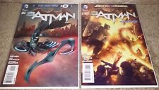 Batman new 52 1:25 variants #0 issue & 16 by Andy Clarke(#0) & Aaron Kuder (16)