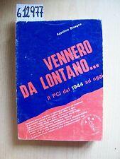 A. BISEGNA - VENNERO DA LONTANO... - ACCADEMIA ROMANA DI SOCIOLOGIA - 1970