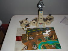 Micro Machines Military Night Attack Play Set Incomplete Galoob 1995 Parts