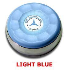 ZIEGLERWORLD TABLE SHUFFLEBOARD PUCKS WEIGHTS LIGHT BLUE - WHITE PLUS BONUS!