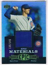 Upper Deck 2006 Season Baseball Cards