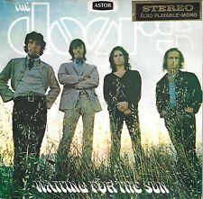 "The Doors WAITING FOR THE SUN E.P. Australian ASTOR Records 1969 RARE 7"" SINGLE"