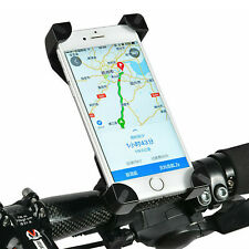 ROCKBROS Fahrrad Handyhalterung Lenker Halter Stoßfest 360° Drehbar Smartphone