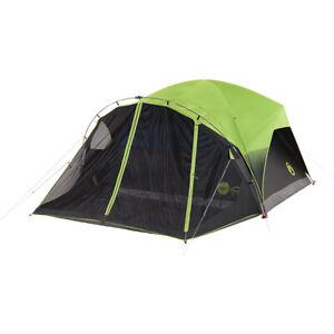 Coleman Carlsbad Fastpitch Darkroom 6P Tent
