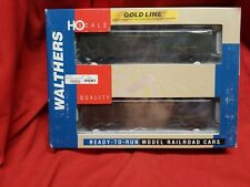 NOS Walthers GOLD LINE C&O STYLE TROOP SLEEPER 2 PK 932-24166
