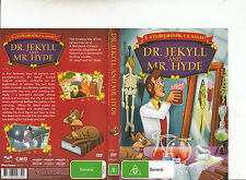 Dr.Jekyll And Mr Hyde-1986-A Storybook Classic-Animated-Movie-DVD