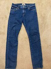 Baldwin Slim Straight Stretch Denim Men's Size 31 x 34