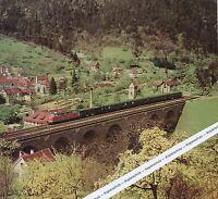Geislingen - an der Steige - Bahnverkehr - um 1955         G 4-18