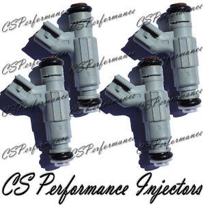 Bosch Fuel Injector Set for 2001-2003 Dodge Caravan Stratus 2.4 I4 01 02 03