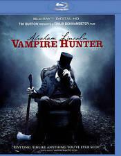 Abraham Lincoln: Vampire Hunter (Blu-ray Disc, 2015)