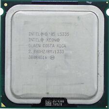 Intel Xeon L5335 (SLAEN) 2.00GHz 4-Core LGA771 CPU