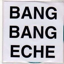 (EE514) Bang Bang Eche, Sonic Death Cunttt EP - 2009 DJ CD