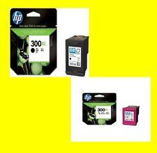orig HP 300 XL CC641EE CC644EE Deskjet D1660 2560 2660 5560 F2420 2480 D5560