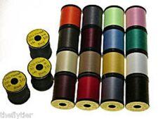 UNI 3/0 Thread 100 Yd Spools 15 SPOOL SET Fly Tying