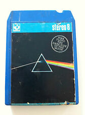 PINK FLOYD cassetta Stereo 8 track THE DARK SIDE OF THE MOON Harvest  EMI ITALY