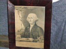 George Washington litho D.W. Kellogg & Co Hartford Conn