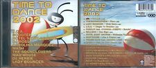 AA.VV. TIME TO DANCE 2002 SCOOTER DJ ROSS MASH DJ HERBIE CD SEALED ITALY