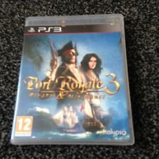 Port Royale 3  Pirates and Merchants  com PS3 ( V.G.C.)  PAL