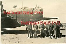 DVD WW2 PHOTO ALBUM RAF 70 SQUADRON WELLINGTON BOMBER TOBRUK LUFTWAFFE WRECKS