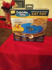 New listing Catch Me Kitty. Interactive motorized Cat Toy