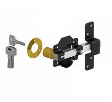 Gatemate Premium High Security Rim Lock for wooden gates